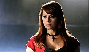 Lady Heather - Melinda Clarke as Lady Heather