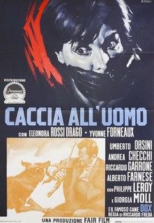 <i>Caccia alluomo</i> 1961 film by Riccardo Freda