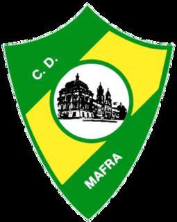 C.D. Mafra Portuguese association football club