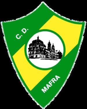 C.D. Mafra - Image: Cd mafra