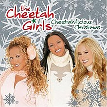 Cheetah-licious Christmas album cover.jpg