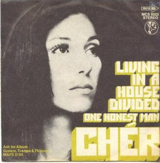 Living in a House Divided - Image: Cher Living in a House Divided