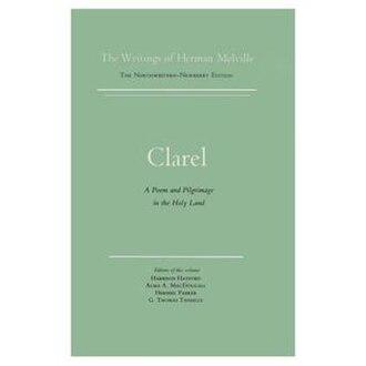 Clarel - Clarel: 1991 single-volume paperback edn.