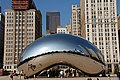 Cloud Gate (The Bean) from east'.jpg
