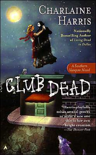 Club Dead - Cover of Club Dead