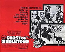 Coast of Skeletons US 1965 poster.jpg
