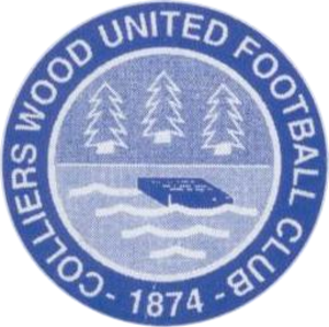 Colliers Wood United F.C. - Image: Colliers Wood United F.C. logo