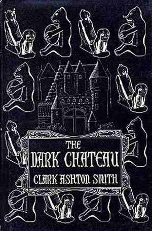 The Dark Chateau - Jacket illustration by Frank Utpatel for The Dark Chateau
