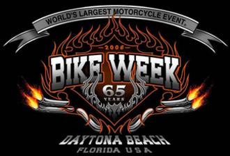 Daytona Beach Bike Week - Image: Daytona bike week 2006 official logo