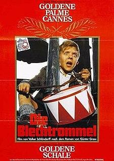 <i>The Tin Drum</i> (film) 1979 film by Volker Schlöndorff