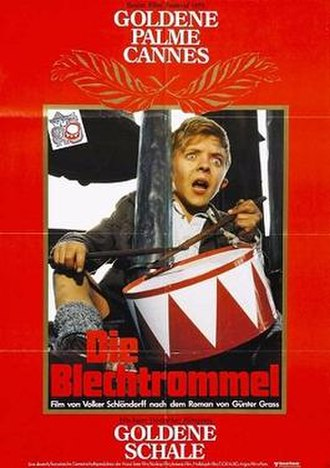 The Tin Drum (film) - Original film poster