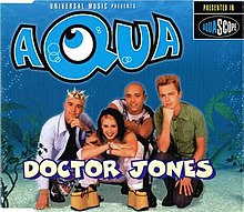 Aqua — Doctor Jones (studio acapella)