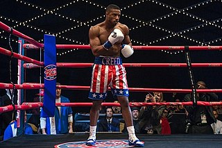 Adonis Creed Fictional character