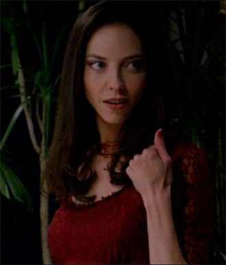 Drusilla (Buffy the Vampire Slayer) - According to actress Juliet Landau, Drusilla's costumes are intended to evoke both Victorian gentlewoman and mid-1990s heroin chic.