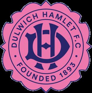 Dulwich Hamlet F.C. - Dulwich Hamlet's emblem