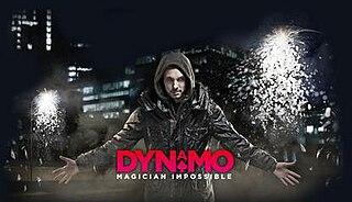 <i>Dynamo: Magician Impossible</i> British television series