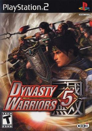 Dynasty Warriors 5 - Image: Dynasty Warriors 5