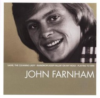The Essential (John Farnham album) - Image: Essential John Farnham