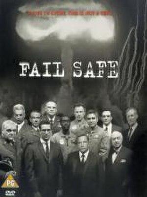 Fail Safe (2000 film) - DVD Cover