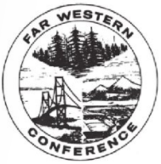 Northern California Athletic Conference - Image: Far Western Conference logo