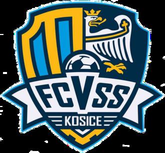 FC VSS Košice - Image: Fcvsskosice