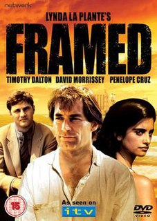 <i>Framed</i> (TV series) 1992 film by Geoffrey Sax
