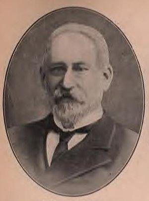 Frederick Dixon-Hartland - Dixon-Hartland in 1895.