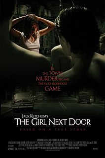 <i>The Girl Next Door</i> (2007 film) 2007 American horror film directed by Gregory Wilson