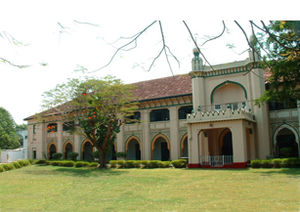 Zahira College, Colombo - The Gafoor Hall, Colleges Main Hall