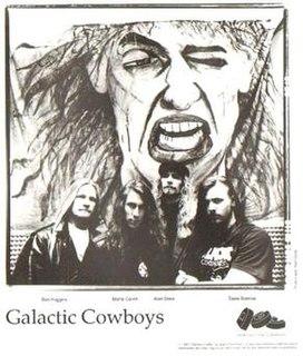 Galactic Cowboys American heavy metal band