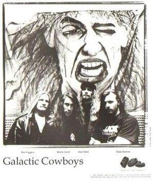 Galactic Cowboys - Galactic Cowboys, 1991