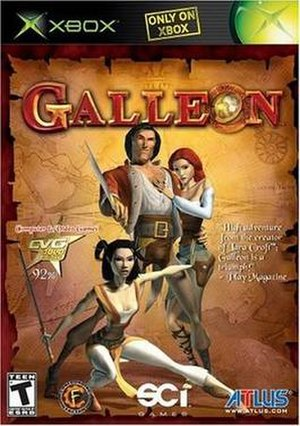 Galleon (video game) - Image: Galleon