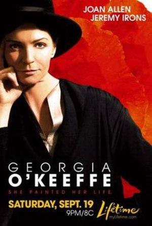 Georgia O'Keeffe (2009 film) - film poster