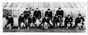 1927 Georgia Tech Golden Tornado football team - Image: Georgia Tech Golden Tornado football team (1927)