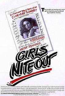 <i>Girls Nite Out</i> 1982 film