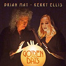 golden days brian may and kerry ellis album wikipedia