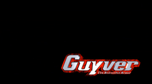 Guyver: The Bioboosted Armor - Guyver The Bioboosted Armor Commercial Banner