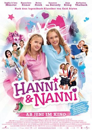 Hanni & Nanni - Image: Hanni & Nanni 2010 poster