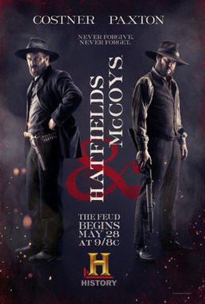 Picture of a TV show: Hatfields & Mccoys
