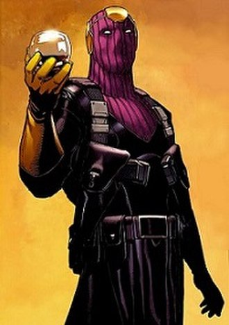 Helmut Zemo - Baron Helmut Zemo, the 13th Baron Zemo