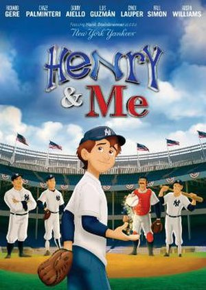 Henry & Me - DVD cover