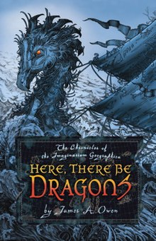 Here, There Be Dragons, James A. Owen - Cover.jpg