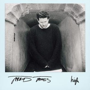 High (EP) - Image: High (EP) by Jarryd James