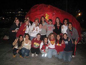 USC Helenes - Image: Homecoming 1 Wiki