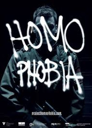 Homophobia (film) - Theatrical release poster