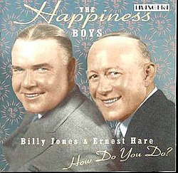 How Do You Do (The Happiness Boys album - cover art).jpg