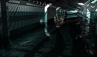 Hydrophobia (video game) - Hydrophobia features fully dynamic and free-flowing water