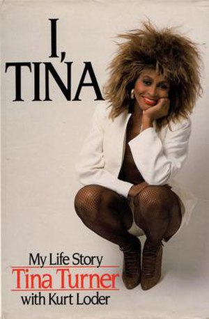 I, Tina - Cover of the first edition