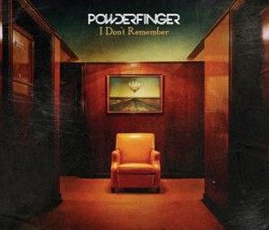 I Don't Remember - Image: I Don't Remember
