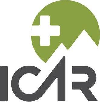 International Commission for Alpine Rescue - ICAR Logo